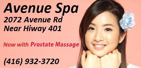 Avenue Massage