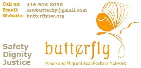 Butterfly Massage