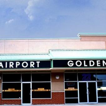 airport golden massage parlour