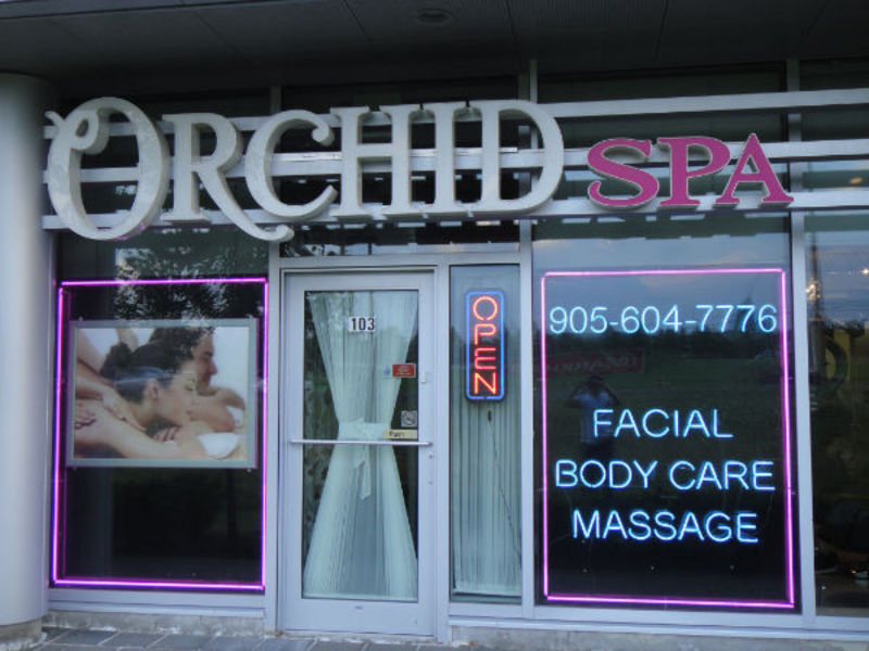 orchid spa massage parlour